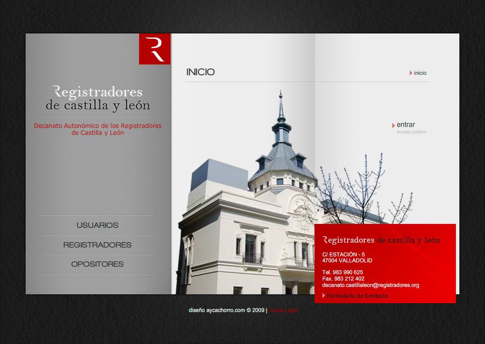 Decanato Autonómico de los Registradores de Castilla y León