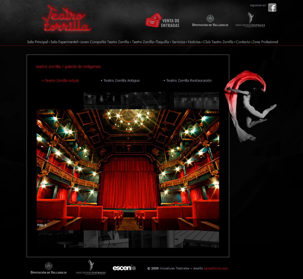 Teatro Zorrilla Valladolid
